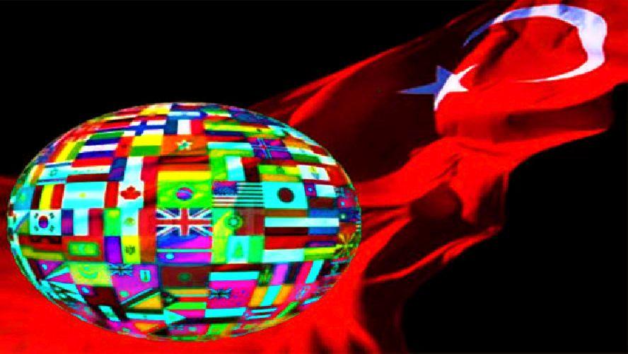 100 Ülkede 500 Milyonun Gözü Türklerde!