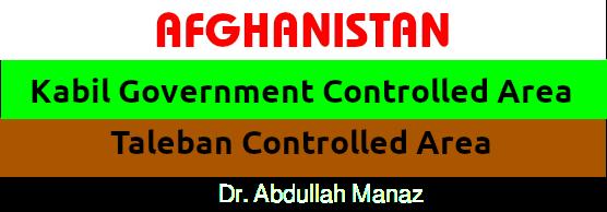 Afganistan Savaşan Gruplar